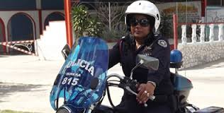Policia motorizada.  Foto: juventudrebelde.cu