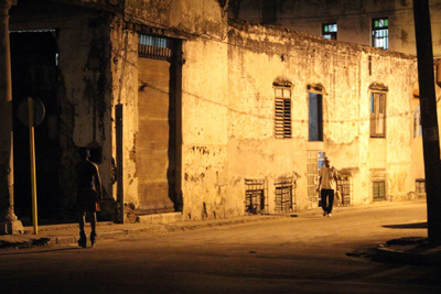 Calle de Centro Habana.  Foto: Juan  Suárez