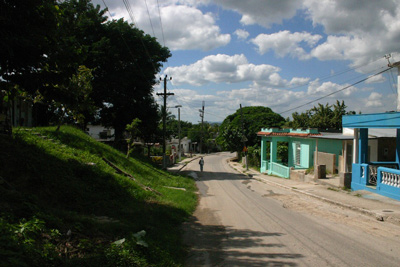 Calle de Mariel.