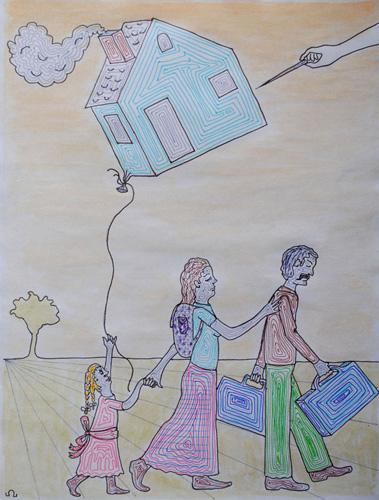 ilustración por Onel.