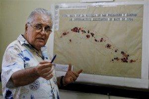 Elizardo Sánchez.  Foto: observacuba.org