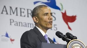 Presidente Obama en conferencia de prensa.  Foto: voanews.com