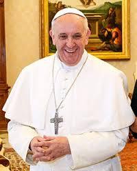 El papa Francisco.  Foto: wikipedia.org