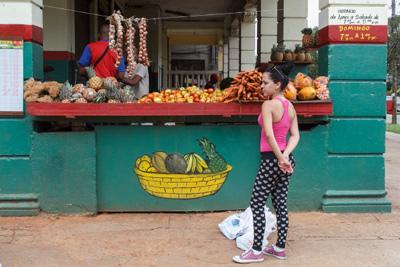 Agromercado.  Foto: Juan Suárez