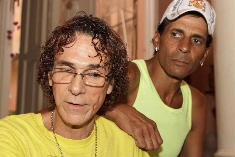 Frank y Tony