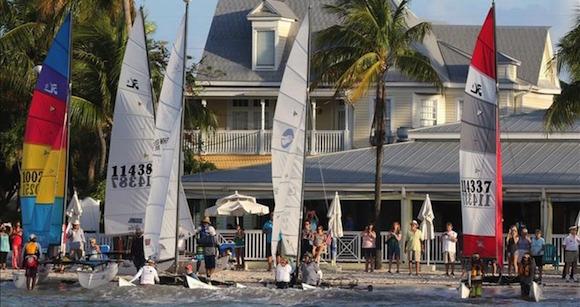 Veleros en la Marina Hemingway.  Foto: cubadebate.cu