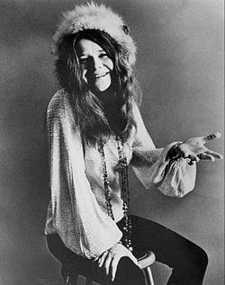 Janis Joplin.  Foto: wikipedia.org