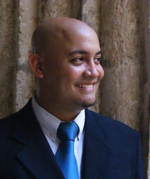 El contratenor Ubail Zamora