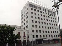 Edificio del Instituto Cubano del Arte e Industria Cinematográficos.  Foto: encaribe.org