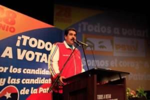 Nicolas Maduro.  Foto/archivo: Prensa Presidencial