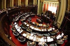 El Senado de Uruguay.  Foto: wikipedia.org