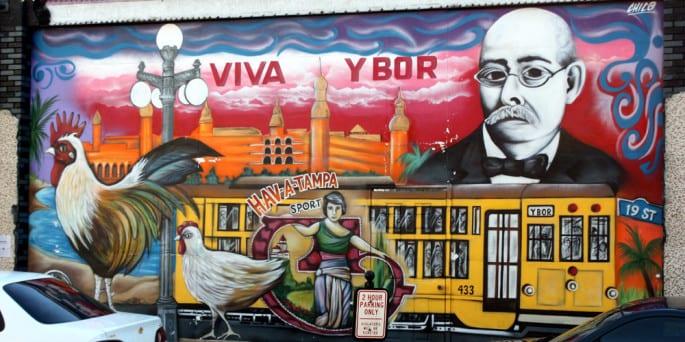 yubor city mural