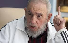Fidel Castro.  Foto: escambray.cu
