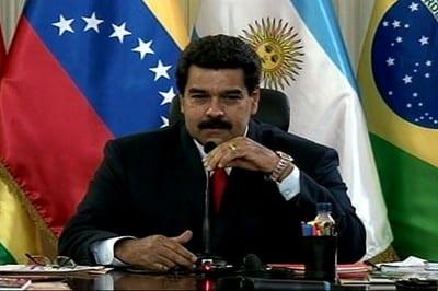 Nicolás Maduro.  Foto/archivo: telesurtv.net