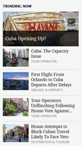 De la revista Travel Pulse