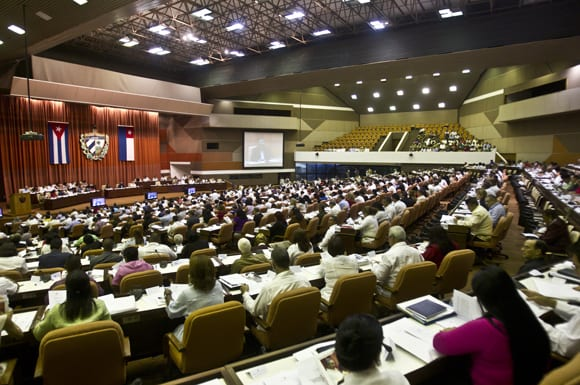 La Asamblea Nacional de Cuba.  Foto: cubadebate.cu