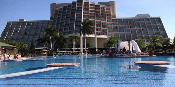 El hotel Blau Varadero