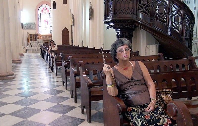 La Iglesia ha publicado que el 60% de los cubanos son católicos pero lo cierto es que sus templos no viven su mejor momento.