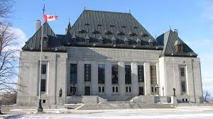 El Corte Suprema de Canadá