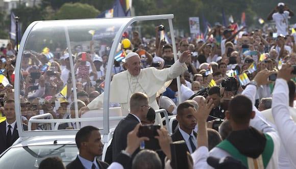 Cuba-Pope Ismael Francisco 2