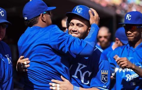 Kendrys Morales.  Foto: baseballdecuba.com
