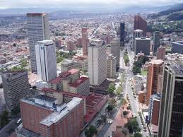 Bogotá, Colombia.  Foto: wikipedia.org