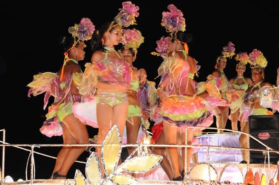 Carnival in Pinar del Rio.  Photo: telepinar.icrt.cu