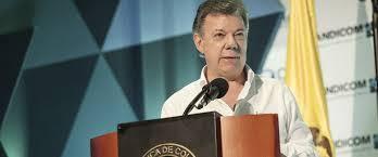 Juan Manuel Santos.  Foto: gob.co