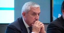 Otto Perez Molina. Foto: telesurtv.net