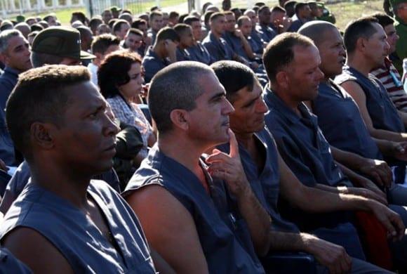 Prisioneros cubanos. Foto/archivo: cubadebate.cu