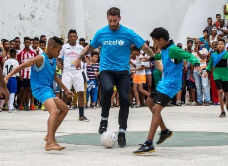 Sergio Ramos en La Habana. Foto: cubasi.cu