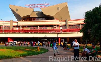 Terminal 3 of the Havana International Airport