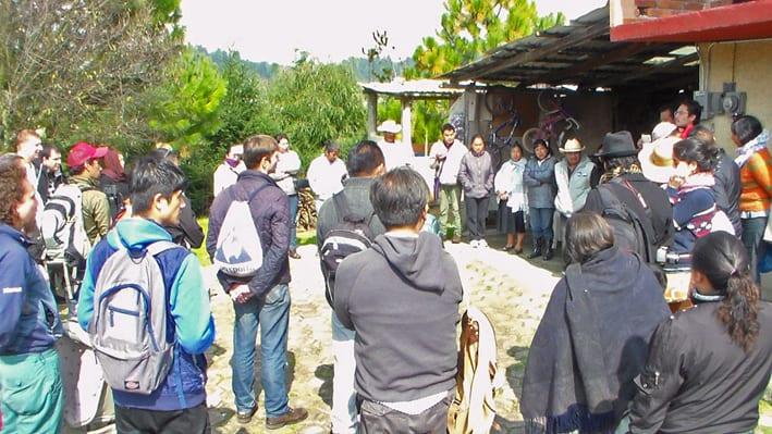 Comunidad indigena Huitzizilapan