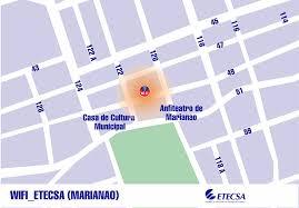 El punto wifi de Marianao.