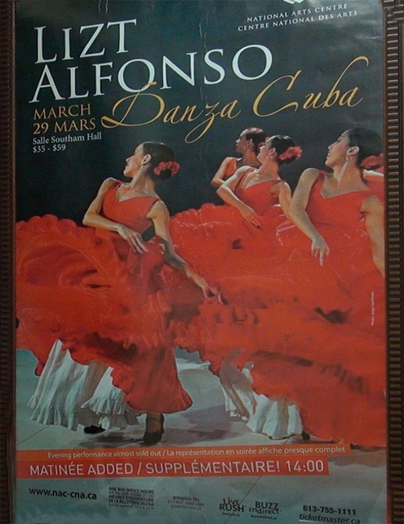 La compañía de Lizt Alfonso se encuentra hoy en su octava gira por los EEUU. Se presentarán en Princeton, Boston, Nueva York y Washington. Foto: Raquel Pérez Díaz