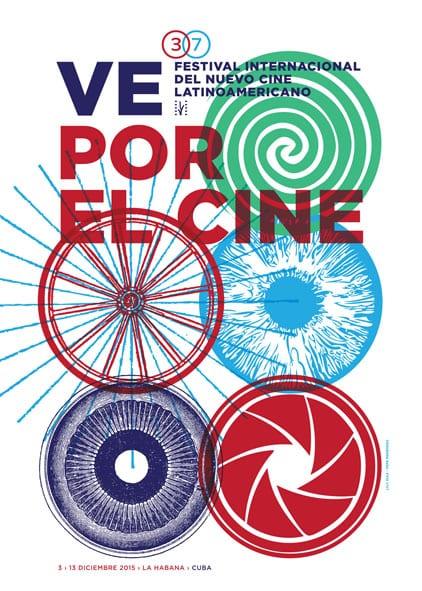 Festival de Cine 2015 cartel