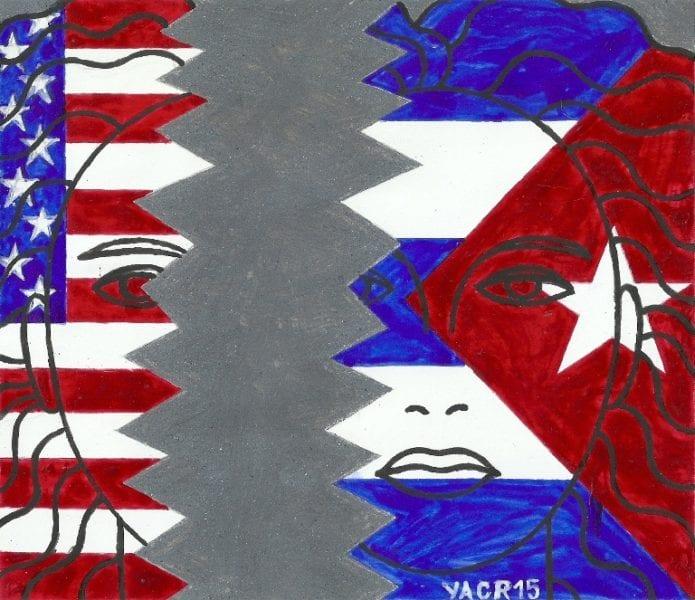 Nación.  Ilustración por Yasser Castellanos