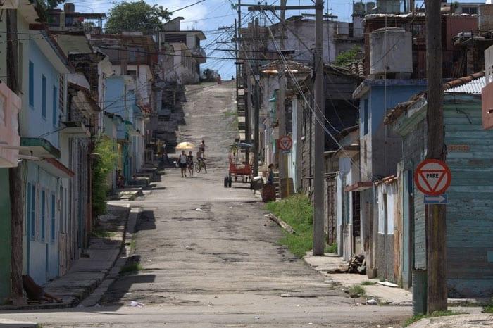 Calle de Regla. Foto: Elio Delgado Valdés