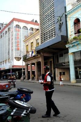 La Calle Galiano. Foto: Irina Echarry