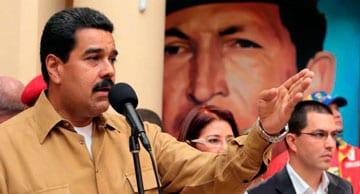 """El presidente venezolano y el """"Chavismo"""" enfrentan un serio reto en las elecciones legislativas del 6 de diciembe. Foto/archivo: www.avn.info.ve"""
