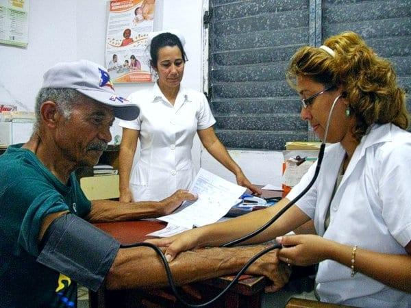 Médico de la familia. Foto: cubadebate.cu