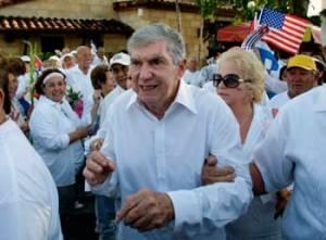 Luis Posada Carriles , que vive en Florida, es considerado el autor intelectual de un atentado de 1976 contra un avión cubano en el que murieron más de 70 personas.