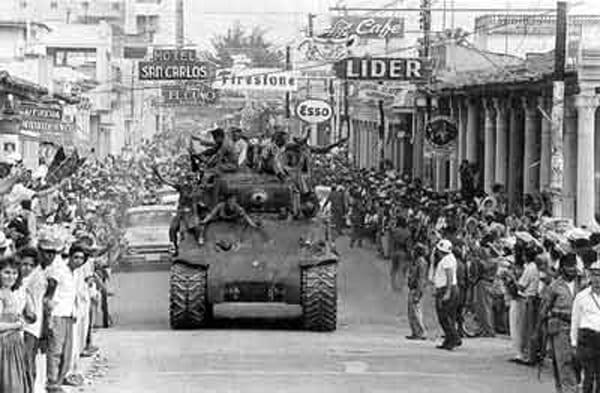 Los tanques de la victoria. foto: juventudrebelde.cu