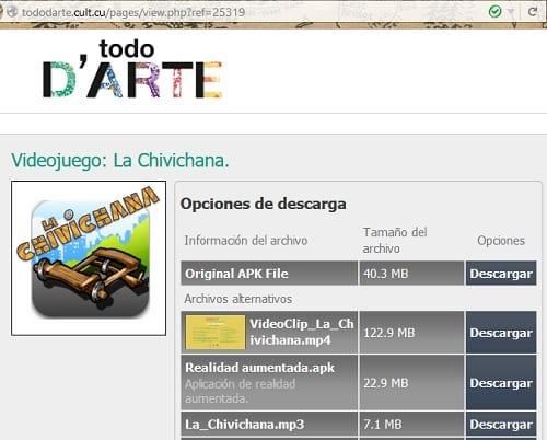 Viideojuegos - Chivichana