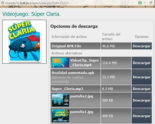 Videojuegos superclaria
