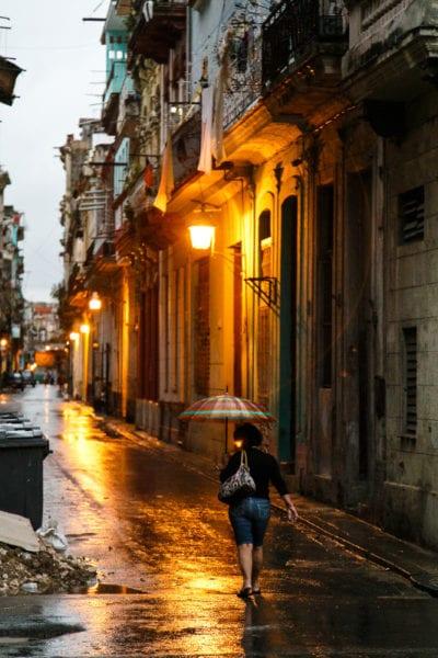 Atardecer de paseo.  Foto: Juan Suárez