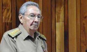 Raul Castro.  Photo: granma.cu
