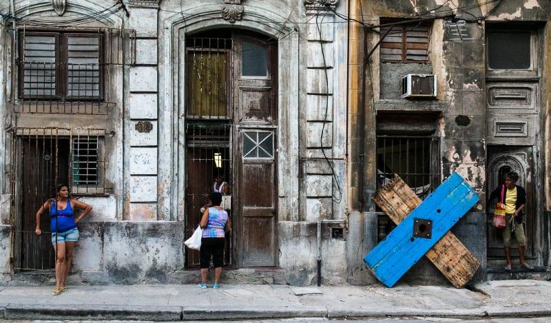 Vecinos. Foto: Juan Suárez