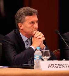 Mauricio Macri en cumbre de Mercosur. Foto: lanacion.com.ar