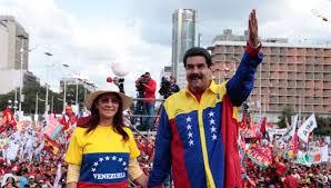 Cierre de campaña en Venezuela. Foto: telesurtv.net